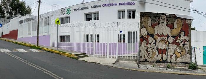 """Luna Magdalena Contreras """"Cristina Pacheco"""" is one of Locais curtidos por Latika."""