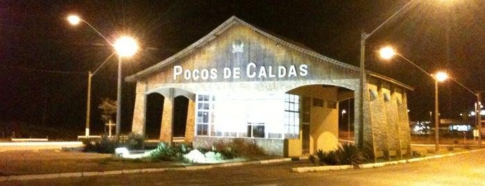 Portal de Poços de Caldas (Marco Divisório) is one of Poços de Caldas - MG.