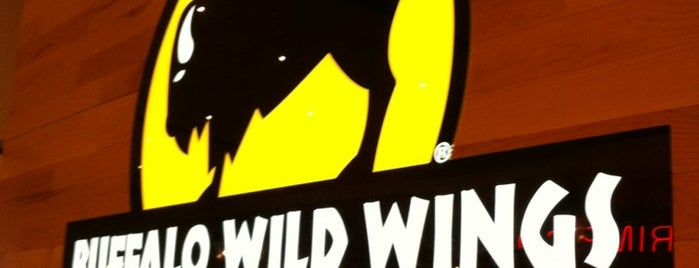 Buffalo Wild Wings is one of Repeat Offender.