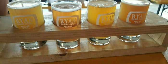 Ryan Brewing Company is one of Chicago area breweries.