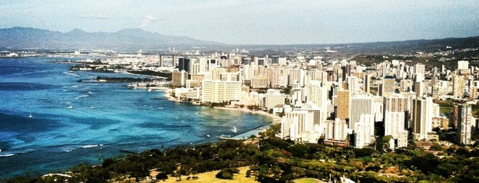 Diamond Head Trail is one of Honolulu.