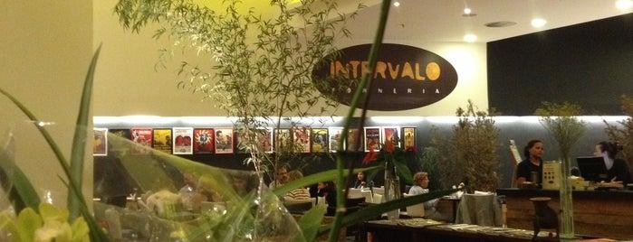 Intervalo Forneria is one of 50 comidinhas em São Paulo.