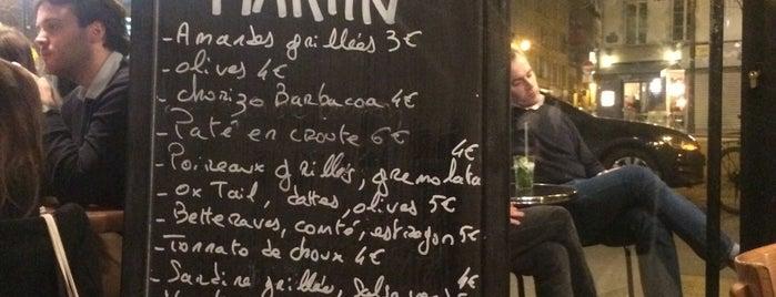 Bar Martin is one of Paris Bars.