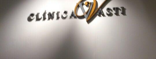 Clínica Vasti is one of Clínicas.