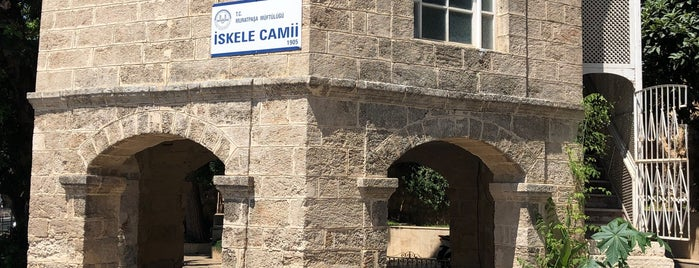 İskele Camii is one of Antalya.