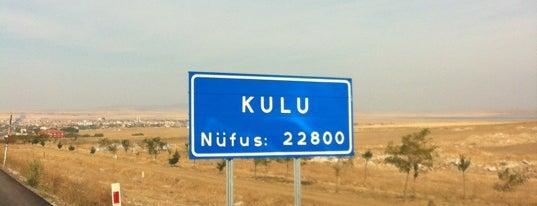 Kulu is one of Konya'nın İlçeleri.