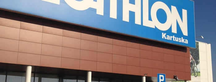 Decathlon is one of Tomek 님이 좋아한 장소.