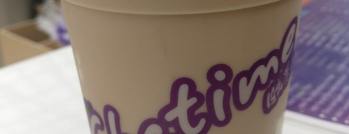 Chatime is one of Danielさんのお気に入りスポット.
