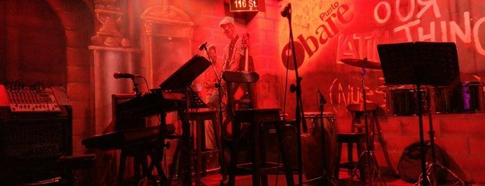 Punto Baré Salsa Club is one of Locais curtidos por Daniel.