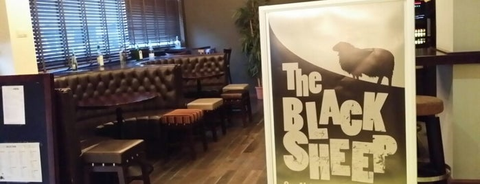 The Black Sheep is one of Bruxelles.