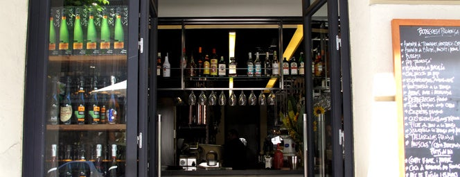 La Bodegueta de Provença is one of EBarceloning, the best TAPAS BAR in Barcelona.