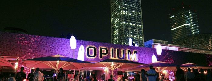 Opium is one of Barcelona Essentials.