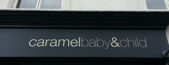 Caramel Baby & Child is one of London.