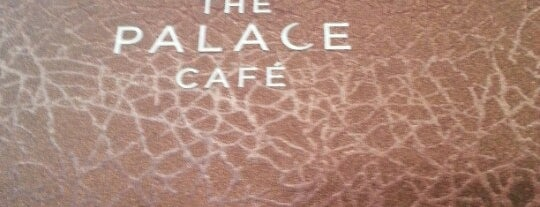 The Palace Cafe is one of Food in Dubai, UAE.
