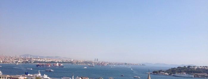 Leb-i Derya is one of Taksim/İstanbul to-do list.