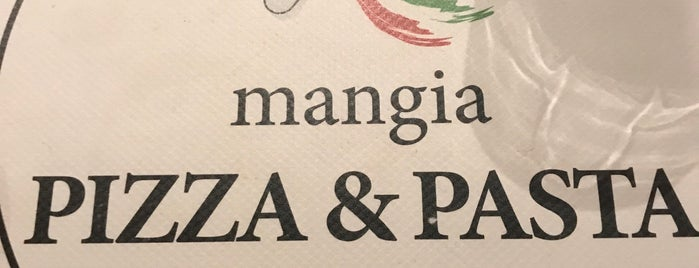Mangia Pizza is one of Amsterdam.