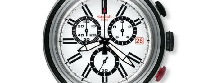 Swatch is one of Lugares favoritos de Brend.