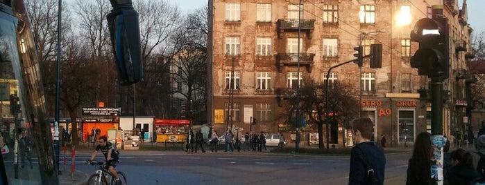 Plac Inwalidów is one of Krakow.