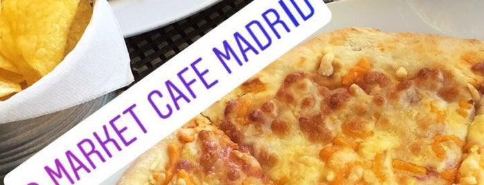 Market Cafe is one of สถานที่ที่ S ถูกใจ.