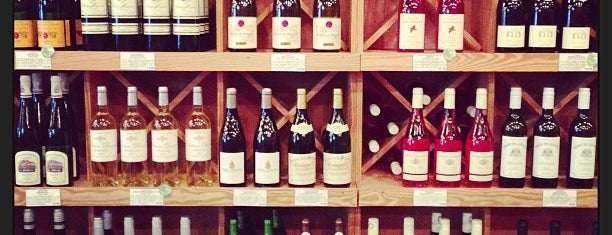 Seaboard Wine Warehouse is one of Raleigh Favorites.