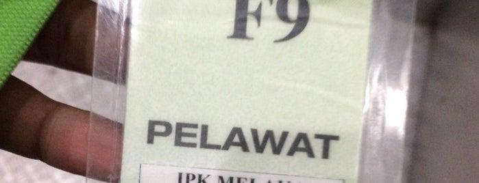 IPK Melaka is one of Tempat yang Disimpan Elfrisha.