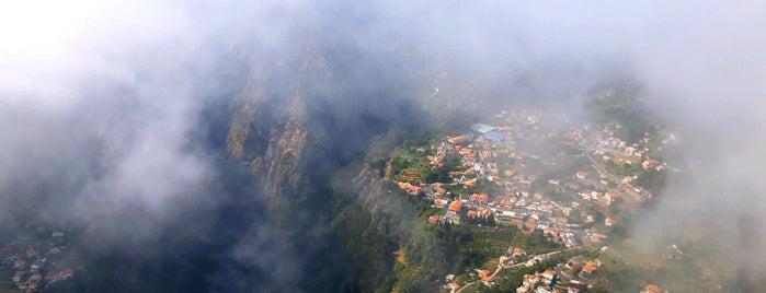 Miradouro da Eira do Serrado is one of Madeira.