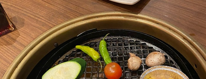 Gyu-Kaku Japanese BBQ is one of Try These Places. .........