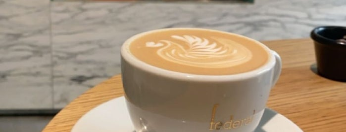 Federal Café 2 is one of Joséさんのお気に入りスポット.