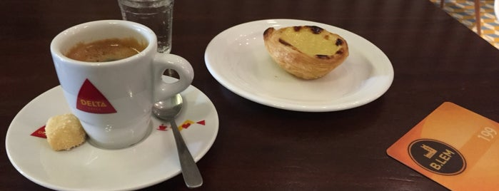 B.LEM Portuguese Bakery is one of Gisele : понравившиеся места.
