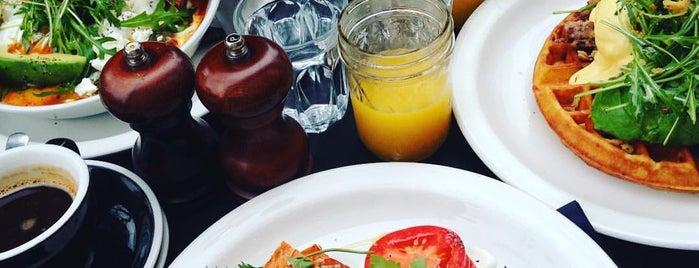 Sunday is one of Breakfast/Brunch in London.