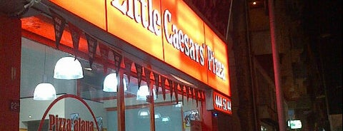 Little Caesars Pizza is one of Pendik.