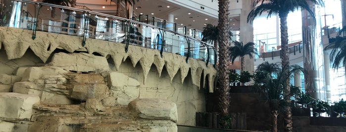 City Center Doha Mall is one of Cansu'nun Beğendiği Mekanlar.