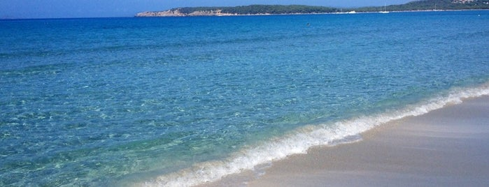 Spiaggia di Porto Pino is one of Sardegna.