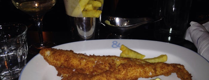 The Fish & Chip Shop is one of U.K..
