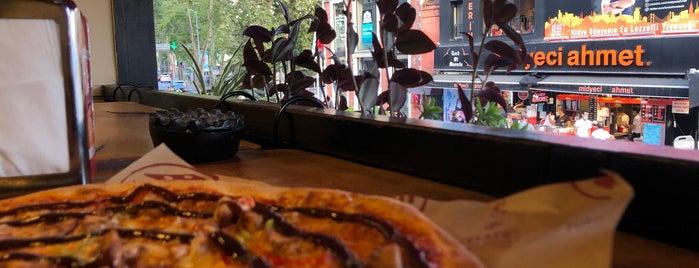 Willion Pizza is one of Ibrahim: сохраненные места.