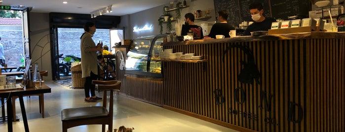 Bond Coffee Co. is one of Lieux qui ont plu à Altuğ.