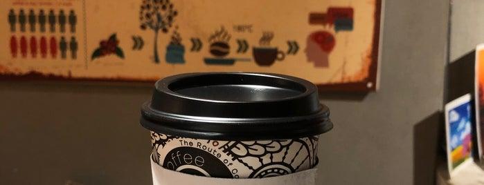 Coffee Gutta is one of Kahve.