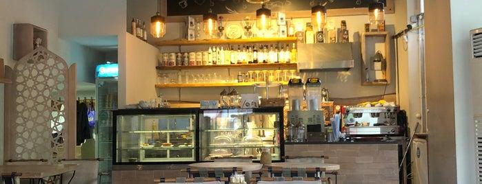 Şam Kahvesi is one of İstanbul Caffe.