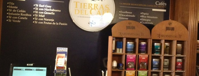 Tierras del Café is one of Sitios en Alicante.
