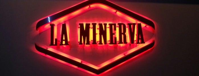 La Minerva Bar is one of Jesús Eduardo'nun Beğendiği Mekanlar.