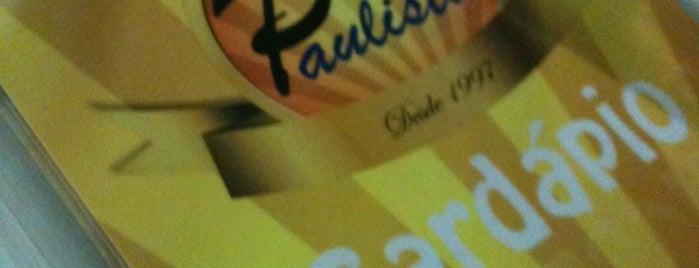 Pastel Paulista is one of Locais curtidos por Kalyana.
