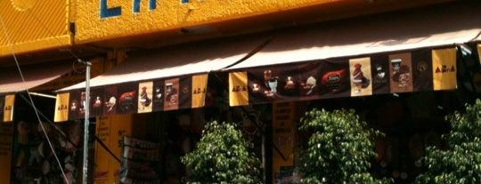 La Alpina is one of Maria'nın Beğendiği Mekanlar.