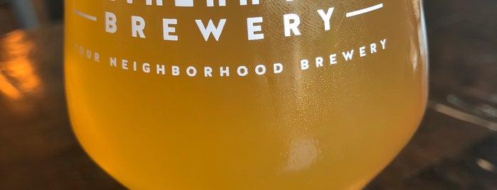 Southern Peak Brewery is one of NC Craft Breweries.
