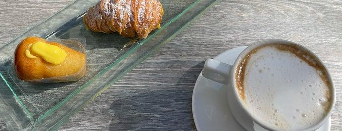 Brixia is one of Kaffee und Kuchen FFM.