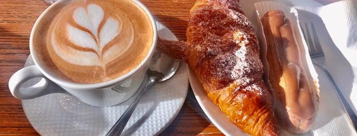 Les Deux Messieurs is one of Great Cafés.