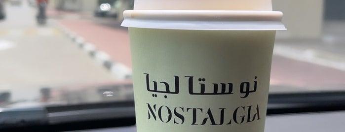 NOSTALGIA is one of Dubai.