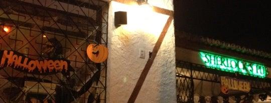 Sherlock's Pub is one of Bons drink!.