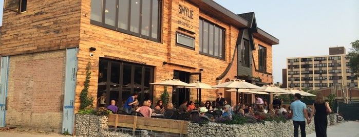 Smylie Brothers Brewing Co. is one of Evanston.