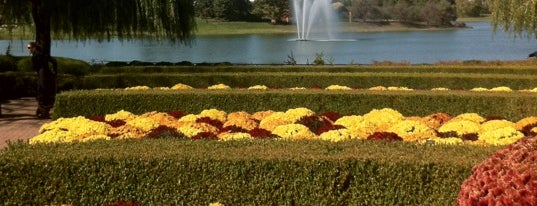 Chicago Botanic Garden is one of Chicago, IL.