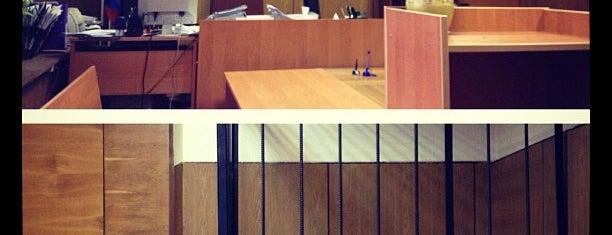 Бабушкинский районный суд is one of Dmitryさんの保存済みスポット.